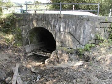 7)  most , Prenčov, pôvodný stav.